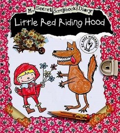 My Secret Scrapbook Diary - Little Red Riding Hood