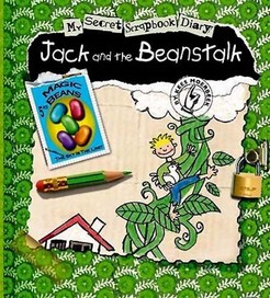 My Secret Scrapbook Diary - Jack and the Beanstalk