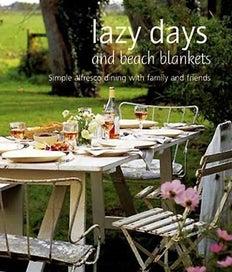 Lazy Days and Beach Blankets: Simple Alfresco Dini