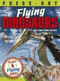Press-Out Flying Dinosaurs