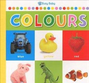 Colours: Busy Baby