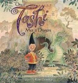 Once Tashi Met a Dragon