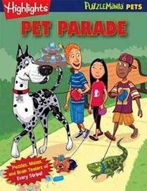 Pet Parade: PuzzleMania Pets