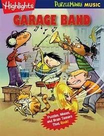Garage Band: Puzzlemania (R) Music