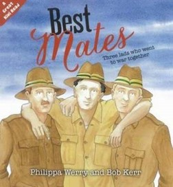 Best Mates: Three Lads Who Went to War Together