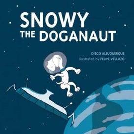 Snowy the Doganaut