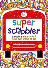 Super Scribbler: Scribble and Scrawl Your Own Work