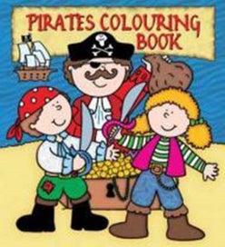 Pirates Colouring Book