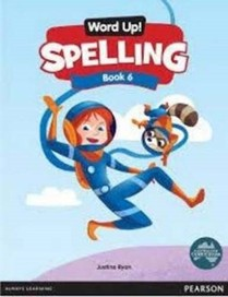 Word Up! Spelling Book 6