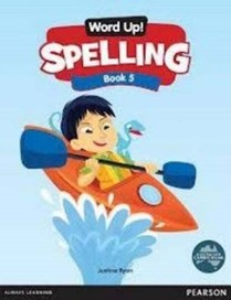 Word Up! Spelling Book 5