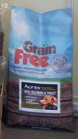 Acres GRAIN FREE Salmon 12kg - FREE NZ Delivery!!!