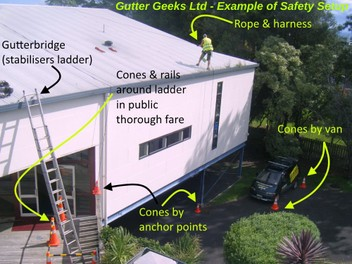 Gutter Cleaning Auckland, North Shore GUTTER GEEKS