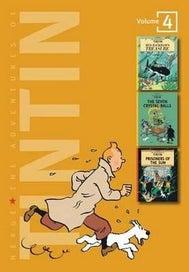 Adventures of Tintin 3 Complete Adventures in 1