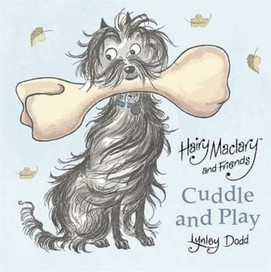 Hairy Maclary Cuddly Clothbook