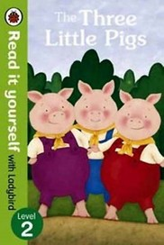 The Three Little Pigs - Read it Yourself with Lady
