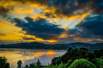 Welcome Bay Sunrise Tauranga