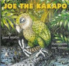 Joe the Kakapo