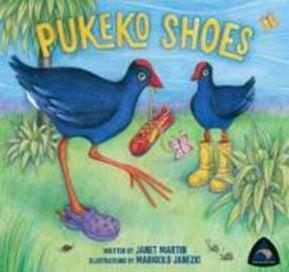 Pukeko Shoes
