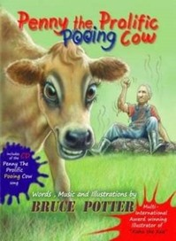 Penny the Prolific Pooing Cow