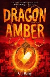 Dragon Amber (Deep Amber)