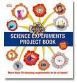 DK Science Experiments Project Book (Hardback)