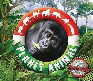 Planet Animal By B. Taylor Hardcover