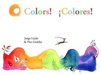 Colors! Colores! Jorge Lujan NEW Free Shipping