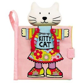 Dressing Up Kitty Kat Book