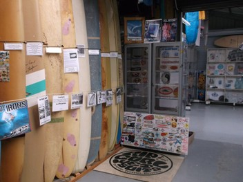 NZ'S LARGEST SURF COLLECTION (MUSEUM)