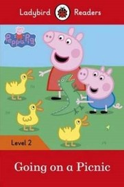 Peppa Pig: Going On A Picnic - Ladybird Readers Le
