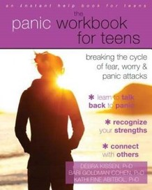 The Panic Workbook for Teens