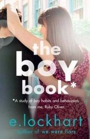The Boy Book: A Ruby Oliver Novel 2