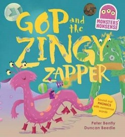 Monsters' Nonsense: The Zingy Zapper