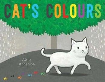 Cat's Colours