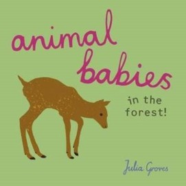 Animal Babies in the Forest! (Animal Babies) [Boar