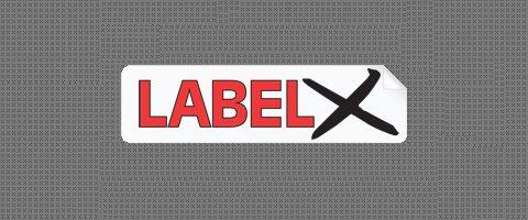 Flexographic Printer   Label X