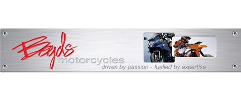 Motorcycle Apparel & Accessory Salesperson