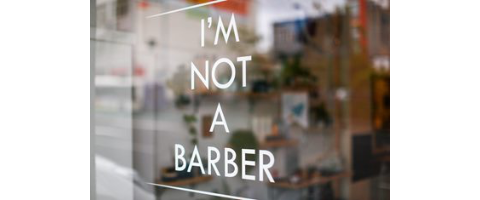 I'm Not A Barber - experienced hair stylist