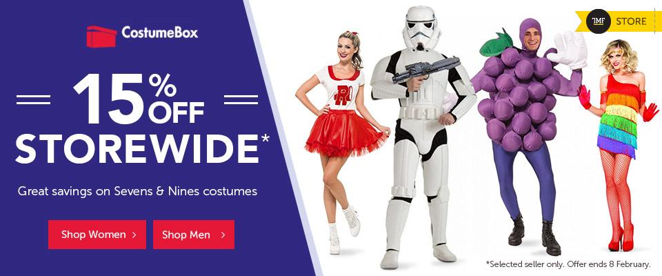 Costume Box Sale
