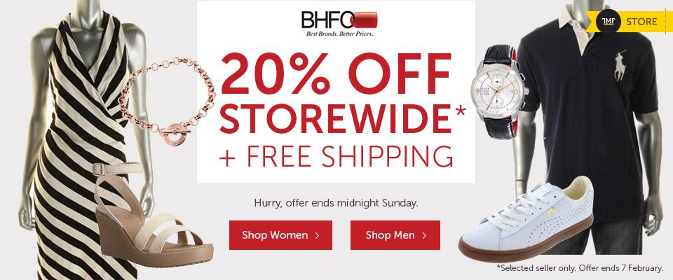 BHFO February 16 sale