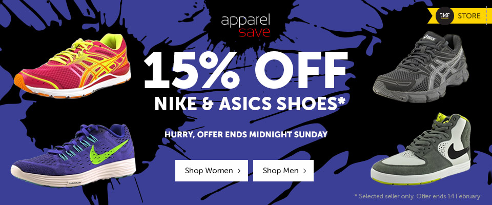 Apparel save Feb 16