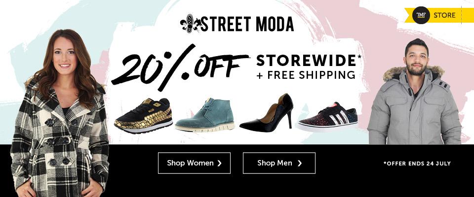 Streetmoda July 16