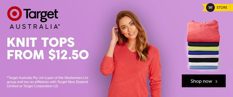 Target knitwear