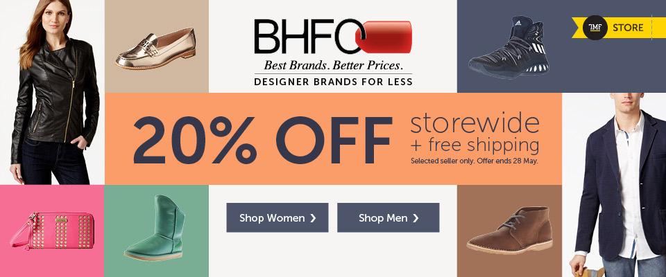 BHFO sale