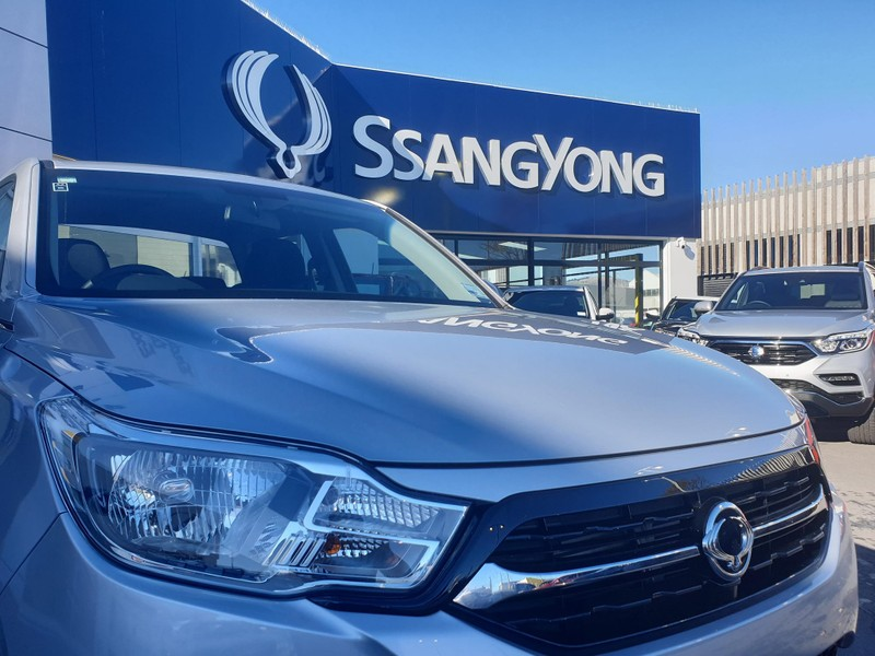 2019 SsangYong Rhino image 13