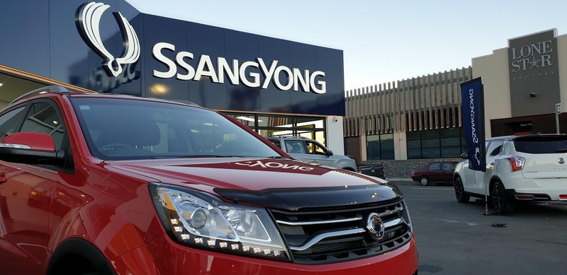 2019 SsangYong Korando image 5