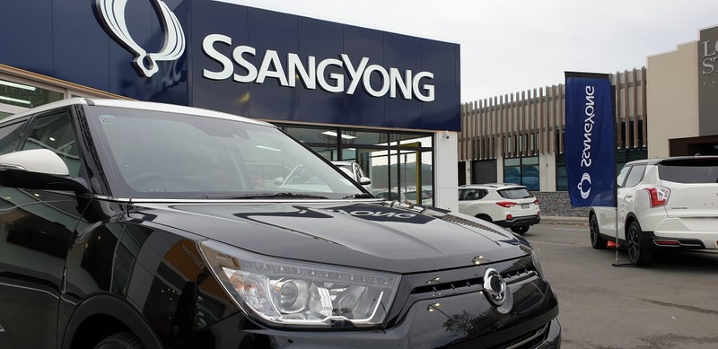 2019 SsangYong Tivoli image 14