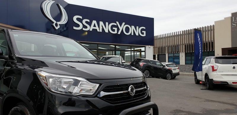 2019 SsangYong Rhino image 14