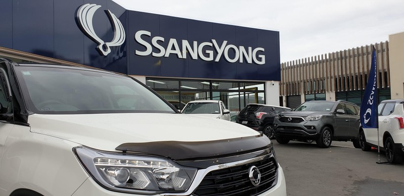 2019 SsangYong Rexton image 13
