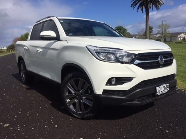 2019 SsangYong Actyon image 1